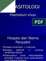 Plasmodium Vivax
