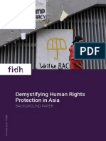 Asia and human rights