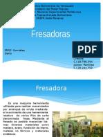 Expo de Procesos (Fresado)