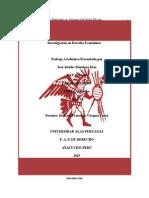 Derecho Económico-UAP