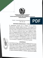 Providencia Administrativa 079.15 - Notilogia
