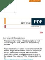 FDI Product Description