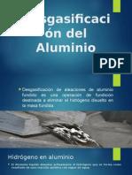 Desgasificación Del Aluminio