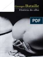 Historia Do Olho - Georges Bataille