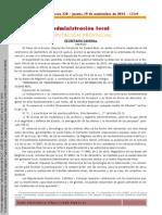 Ordenanza de Transparencia de la Diputación