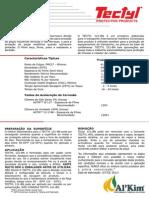 Boletim Tecnico Tectyl 121-BN