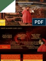 Dante, Pakao,