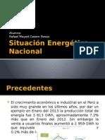 Situación Energética Nacional