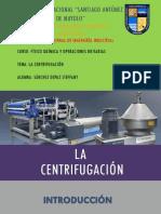 centrifugacion