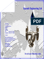 Kaysafe Brochure 2014