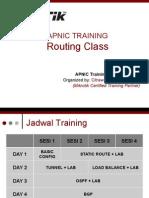 APNIC Training Routingds