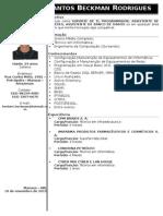 Herbert Beckman - Tecnico Em Informatica (Cv)