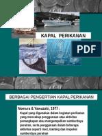 Klasifikasi Kapal Ikan