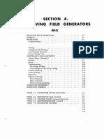Onan Magneciter- Section 4. Revolving Field Generators