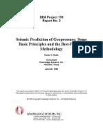 Seismic Best Practice Report