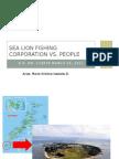 ENVI Sea Lion vs Pp