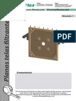 Plano Placa Modelo 1