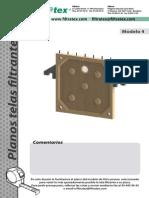 Plano Placa Modelo 4