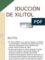 Producción de Xilitol
