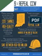 In House GOP - Repeal CCW Flier