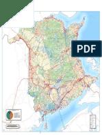 New Brunswick Crown Land chemical treatments - 2005 - 2014