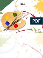 PowerPoint Template painter