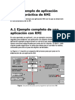 Aplicación práctica de RMI- Investigación