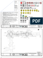 East Bay BRT striping schematics, Oakland and San Leandro