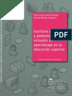 La Escritura Académica y Los Ambientes Virtuales de Aprendizaje en La Educación Superior