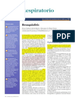 Bronquiolitis Actualización