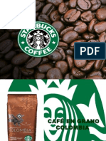 Plan de Marketing  Starbucks