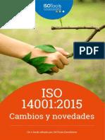 Iso 14001 2015 Cambios Novedades