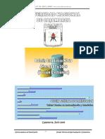 Boletín Estadístico Electrónico Nº 50 - UNC
