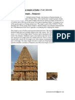 Top 5 Temples of India