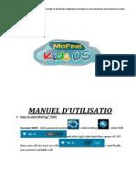K730 MoFing User Manual