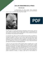 Biografía de Los Creadores de La Física