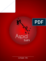 Aspid Sushi (Los Angeles - Chile)