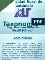 Diapositiva Taxonomia Andrea