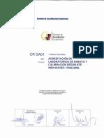 CR GA 01 R01 Criterios Generales Acreditacion Labs1