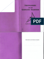 Freemasonry and the Germanic Tradition Stephen E Flowers Missing Pages 42 43