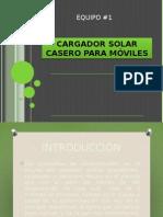 Cargador Solar Casero Para Móviles - Copia