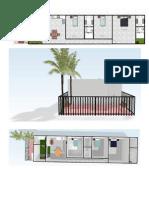 Plano Casa Campestre