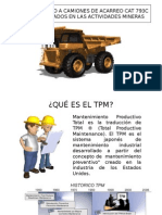 TPM mantenimiento productivo total