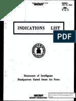 Nsa Soviet Atomic War Indications 1953