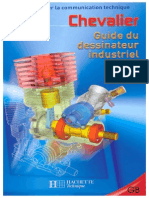 André Chevalier-Guide Du Dessinateur Industriel - Edition 2004