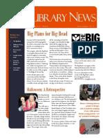 Library News November 2015