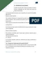 Diseno de placa base y pernos de anclaje.pdf