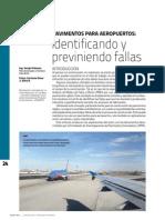 Pavimentos para Aeropuertos