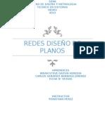Redes Diseño de Planos