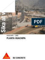 Sika at Work - Planta Huachipa